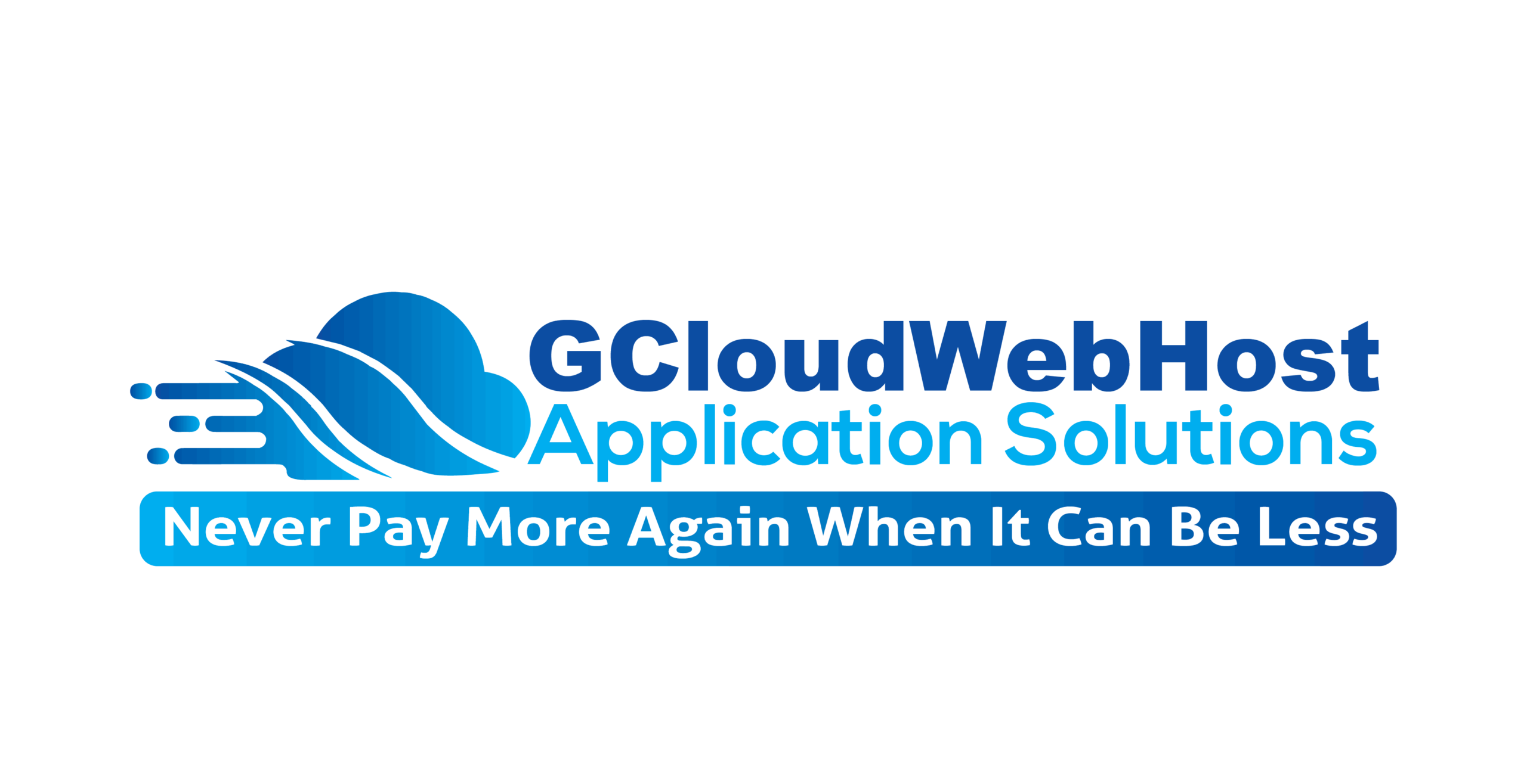 2 GCloudWebHost Cover Page Transparent